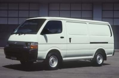 2001 Toyota HiAce Commercial (base)