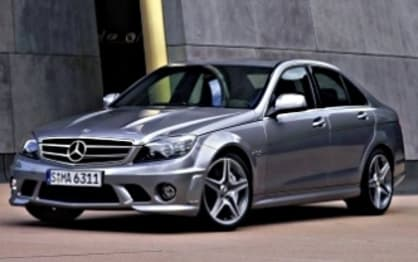 2011 Mercedes-Benz C-Class Sedan C63 AMG