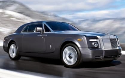 2011 Rolls-Royce Phantom Coupe Coupe