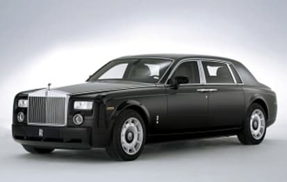 2011 Rolls-Royce Phantom Sedan EWB