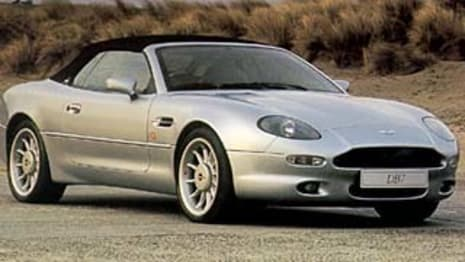 Aston Martin Db7 2002 Price Specs Carsguide