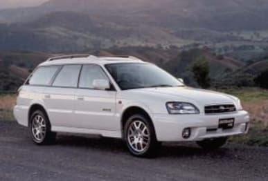 Subaru Outback 2002 Price Specs Carsguide