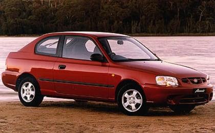 hyundai accent gl 2002 price specs carsguide hyundai accent gl 2002 price specs