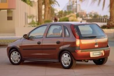 2003 Holden Barina Hatchback (base)