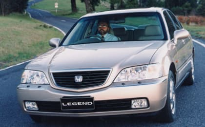 Honda Legend 2003
