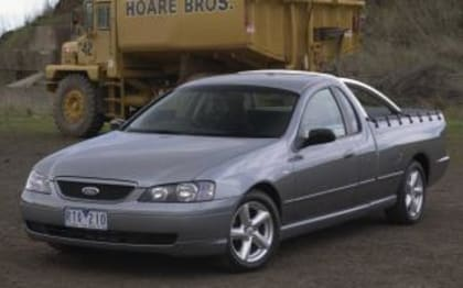 2003 Ford Falcon Ute XLS (lpg)