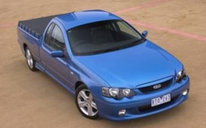 2003 Ford Falcon Ute XR6T