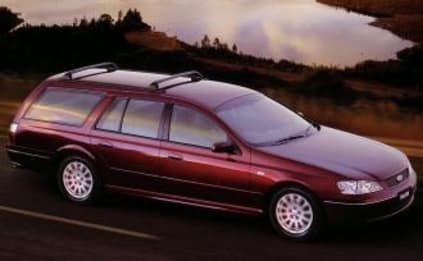 2003 Ford Falcon Wagon XT