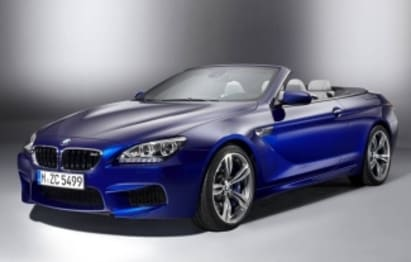 2013 BMW M Models Convertible M6