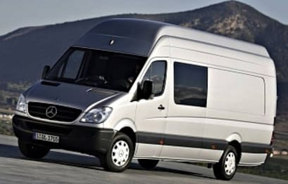 2013 Mercedes-Benz SPRINTER Commercial 319 CDI LWB (4x4)