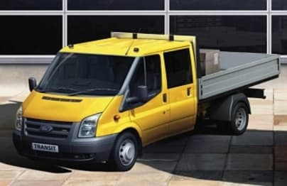 2013 Ford Transit Commercial Extended Frame