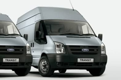 2013 Ford Transit Commercial Jumbo LWB High Roof (DRW)
