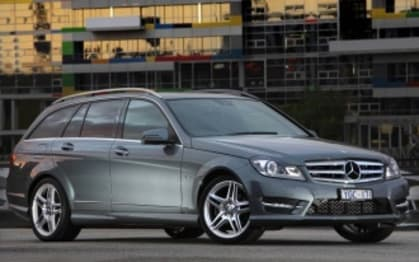 2013 Mercedes-Benz C-Class Wagon C200 Avantgarde BE
