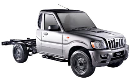 2013 Mahindra Pik-Up Ute (base)