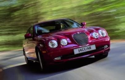 2004 Jaguar S Type Sedan V8 Sport