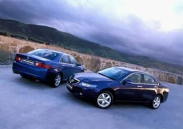 Honda Accord Euro 2004