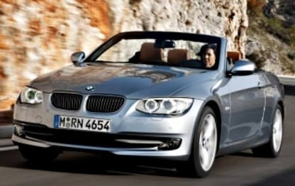 2014 BMW 3 Series Convertible 325i