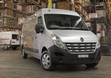 2014 Renault Master Commercial 4.5 ELWB High