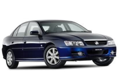 2005 Holden Commodore Sedan Berlina