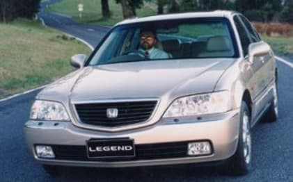 2005 Honda Legend Sedan (base)