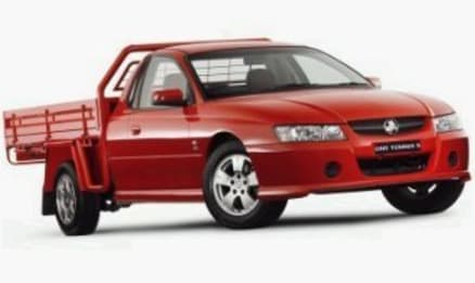 2005 Holden Commodore Ute One Tonner S