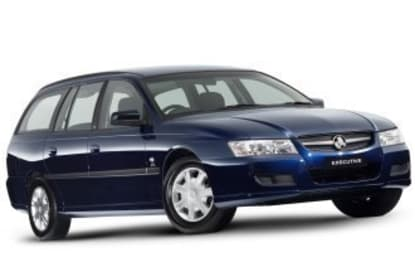 2005 Holden Commodore Wagon Executive