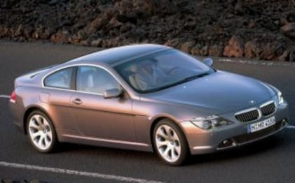 2005 BMW 6 Series Coupe 645ci