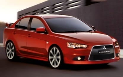 2015 Mitsubishi Lancer Sedan XLS