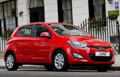 2015 Hyundai I20 Hatchback Active