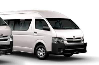 2015 Toyota HiAce People mover Commuter