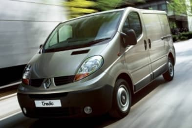 2015 Renault Trafic Commercial 2.0 DCi LWB