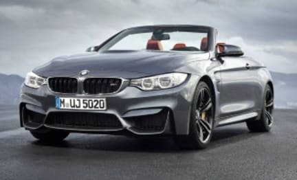 2015 BMW M Models Convertible M4