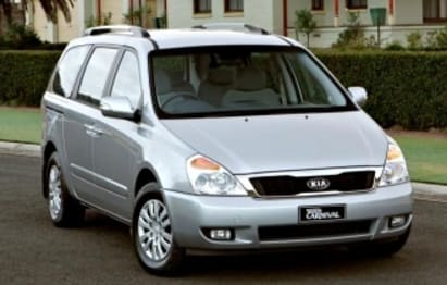 2015 Kia Grand Carnival Wagon Si