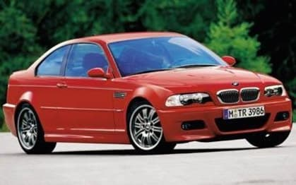 2006 BMW M Models Coupe M3