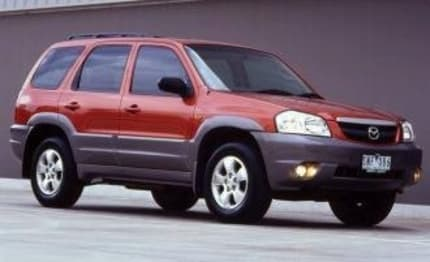 2006 Mazda Tribute SUV Luxury