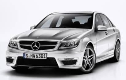 2016 Mercedes-Benz C-Class Sedan C63 AMG Edition 507