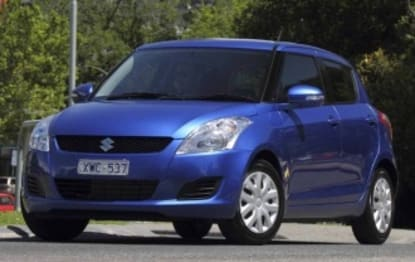 2016 Suzuki Swift Hatchback GL Navi Aw