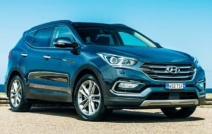 2016 Hyundai Santa Fe Towing Capacity Carsguide