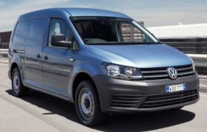 2016 Volkswagen Caddy Commercial TSI160 Runner