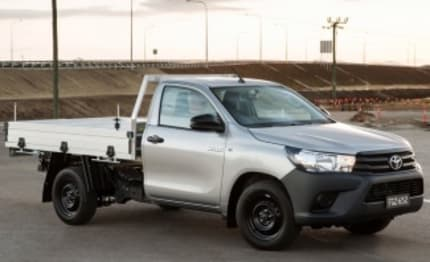 2016 Toyota HiLux Single Cab Workmate