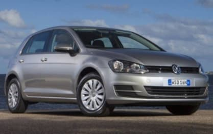 2016 Volkswagen Golf Hatchback 110 TDI Highline