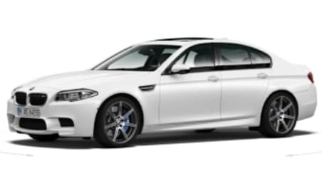 2016 BMW M Models Sedan M5 White Shadow