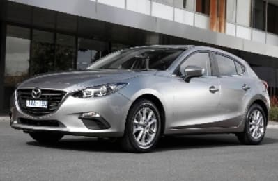 2016 Mazda 3 Hatchback SP25 Safety
