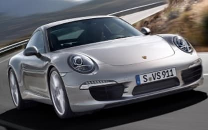 2016 Porsche 911 Coupe Carrera