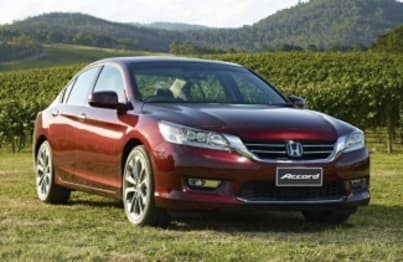 2016 Honda Accord Sedan VTi