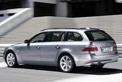 2007 BMW 5 Series Wagon 530i Touring