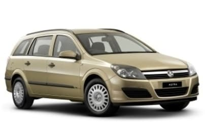 2007 Holden Astra Wagon CD