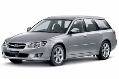 2007 Subaru Liberty Wagon 2.0R