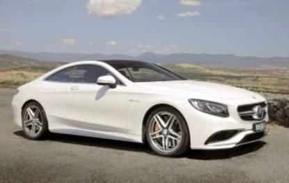 2017 Mercedes-Benz S-Class Coupe S65