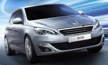 2017 Peugeot 308 Hatchback Active